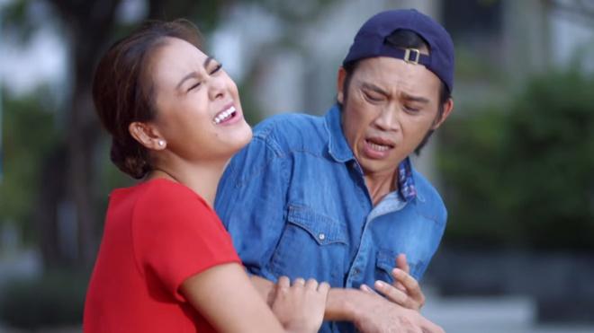 Hoai Linh vao vai xe om trong series hai moi hinh anh 4