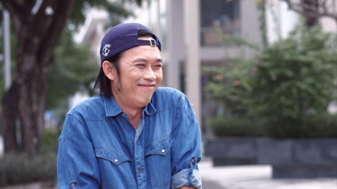 Hoai Linh vao vai xe om trong series hai moi hinh anh 1