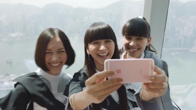 Nhung smartphone chup anh selfie dep hinh anh
