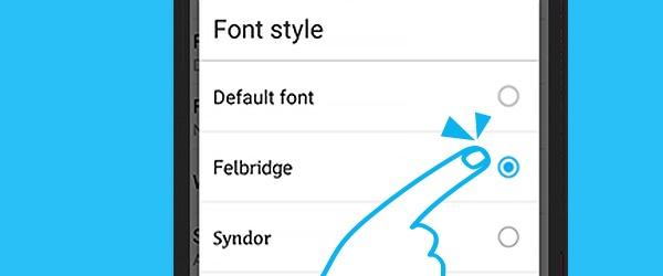 10 meo huu ich khi su dung giao dien ZenUI hinh anh 3 Chọn font chữ riêng thể hiện cá tính: Không thích những font chữ mặc định đơn điệu, bạn có thể sử dụng font chữ độc đáo hơn bằng cách truy cập Settings, vào Display rồi chọn Font Style để thay đổi font theo ý thích.