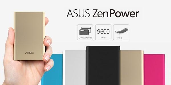 8 bi quyet tang thoi luong pin ZenFone 2 hinh anh 9 Ngoài ra, trang bị thêm viên pin dự phòng ZenPower là biện pháp hay để kéo dài thời gian hoạt động của điện thoại. Phụ kiện này đồng hành với người dùng, cung cấp năng lượng mọi lúc, mọi nơi.