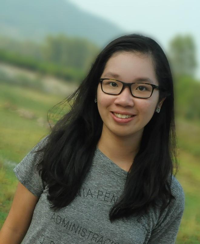 Bi quyet hoc tieng Anh cua chu nhan hoc bong A-Star & ASEAN hinh anh 1 Phạm Hoàng Phương (16 tuổi, cựu học sinh Language Link, học bổng toàn phần A-Star & Asean 2014 của chính phủ Singapore)