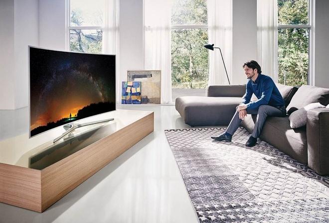 Su khac biet giua TV 4K va 3K hinh anh 1 Với ưu thế về chất lượng hình ảnh và giá thành hợp lý, các dòng TV 4K ngày càng trở nên phổ biến.