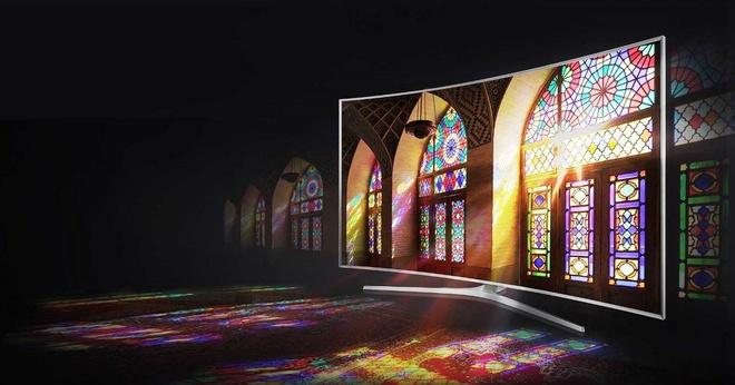 Su khac biet giua TV 4K va 3K hinh anh 3 Dòng sản phẩm SUHD TV của Samsung cho hình ảnh sống động và sắc nét vượt trội.