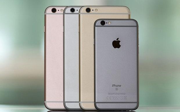 Giai ma do nong cua iPhone 6S gia 17 trieu dong hinh anh