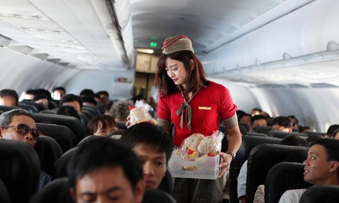 Vietjet Air mo ban ve khuyen mai den cac nuoc Dong Nam A hinh anh