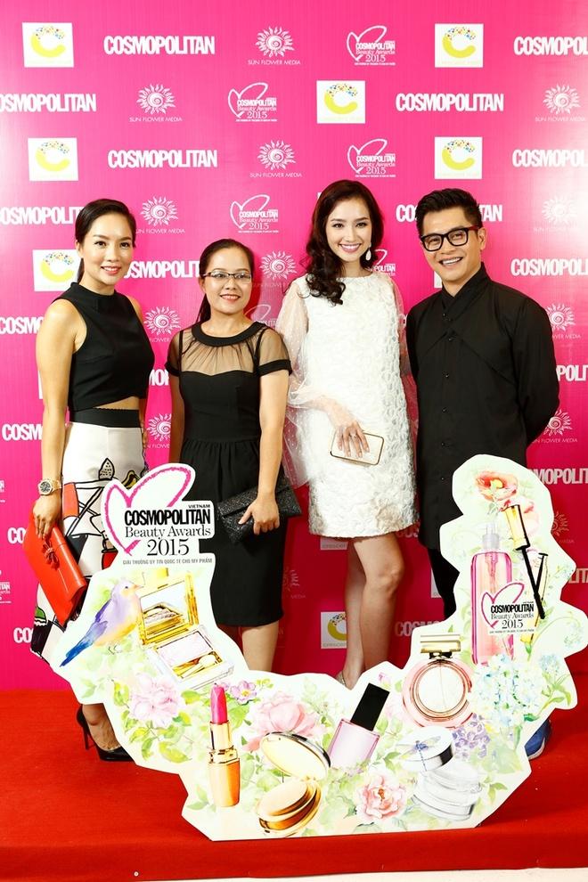 Le trao giai 'Cosmopolitan Beauty Awards 2015' hinh anh 1