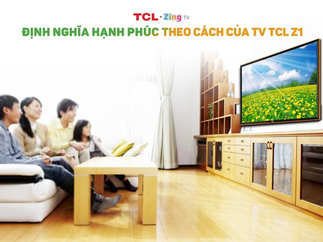 'Con loc xanh - cam' do bo thi truong TV thong minh hinh anh 1