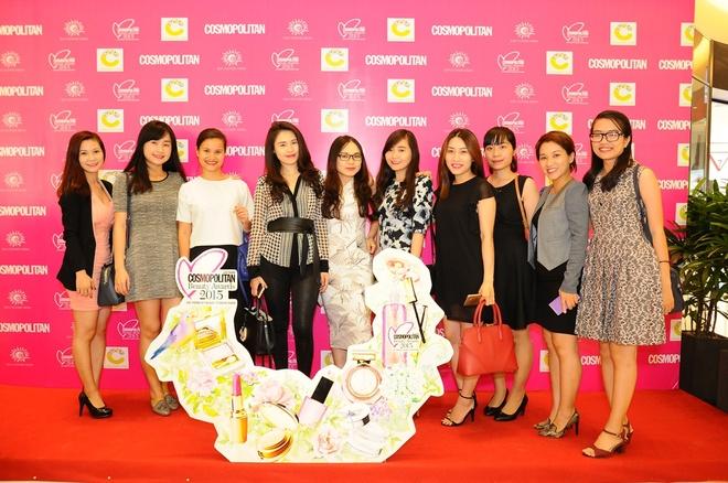 Le trao giai 'Cosmopolitan Beauty Awards 2015' hinh anh 5
