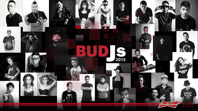 Cuoc thi BUDJs 2015 tro lai danh cho cac tin do nhac EDM hinh anh 1