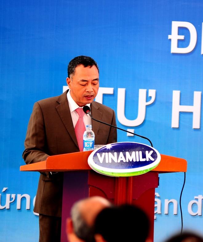 Vinamilk Nghe An mo cua hang 'Tu hao hang Viet Nam' hinh anh 2