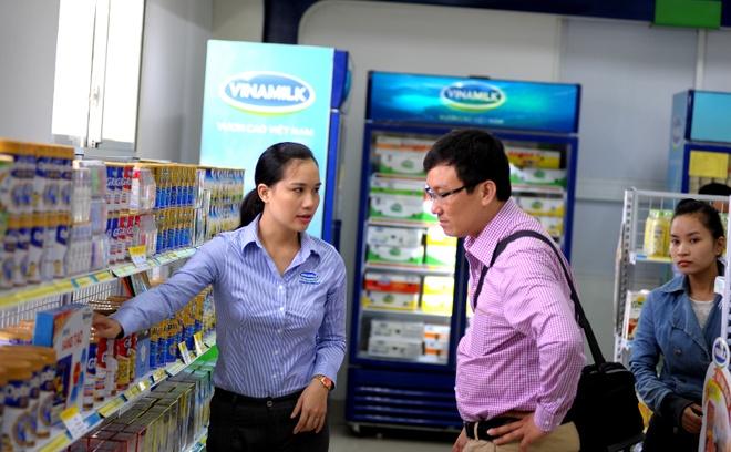 Vinamilk Nghe An mo cua hang 'Tu hao hang Viet Nam' hinh anh 5
