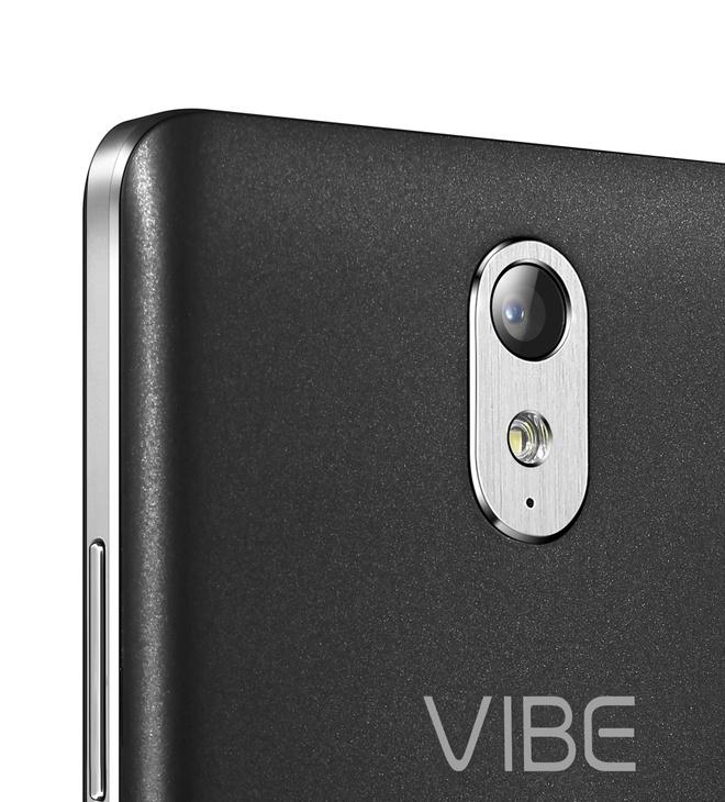 Lenovo Vibe P1m: Pin khoe, gia pho thong hinh anh 2 Vibe P1m sở hữu thiết kế cực ổn, mỏng nhẹ tối đa.