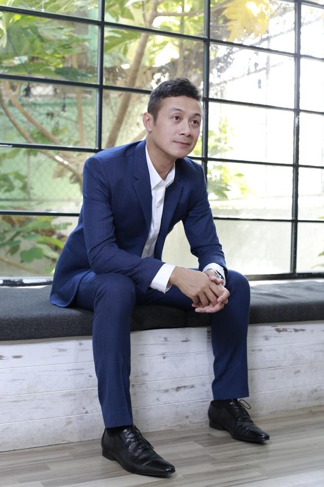 MC Anh Tuan: 'Toi la nguoi rat lieu' hinh anh 1