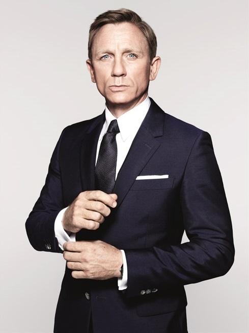 Daniel Craig - James Bond tu phim anh den doi thuc hinh anh 1