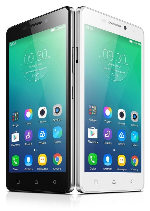 Bo ba smartphone pin khoe, hieu nang cao cua Lenovo hinh anh 1 VIBE P1m: Thiết kế đẹp, nhiều công nghệ thông minh.