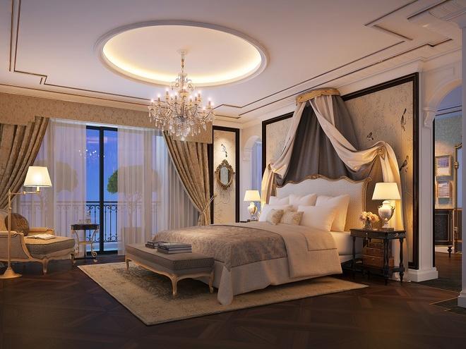 Thiet ke hien dai cua Vinpearl Ha Long Bay Resort hinh anh 6