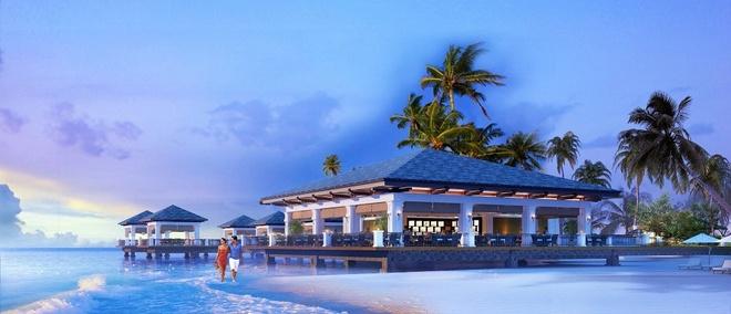 Thiet ke hien dai cua Vinpearl Ha Long Bay Resort hinh anh 7
