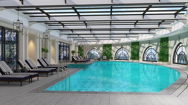 Thiet ke hien dai cua Vinpearl Ha Long Bay Resort hinh anh 8