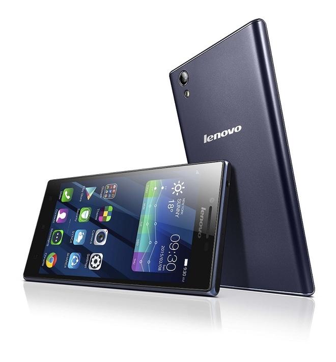 Bo ba smartphone pin khoe, hieu nang cao cua Lenovo hinh anh 2 Lenovo P70 có thiết kế thời trang, pin khủng.