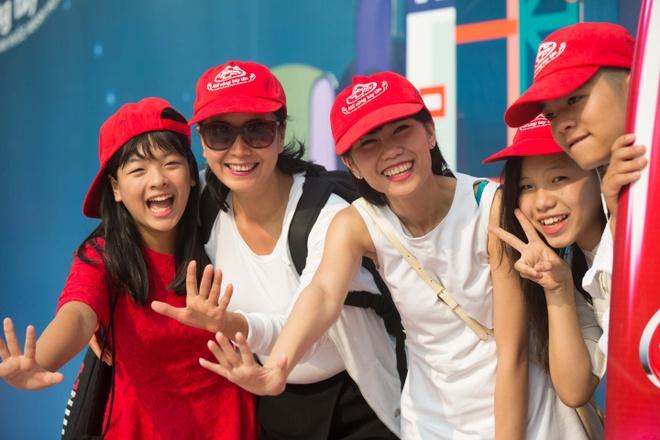 Bo ba The Voice Kids hoi ngo an tuong hinh anh