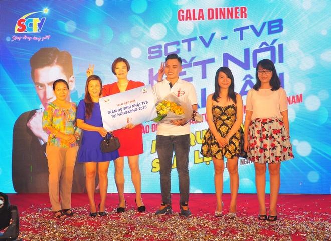 Ve du sinh nhat TVB tai Hong Kong cung SCTV9 da co chu hinh anh 3