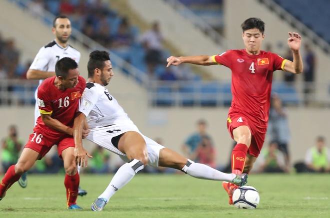 Chung ket U21 bao Thanh Nien: Nhieu cau thu tre but pha hinh anh