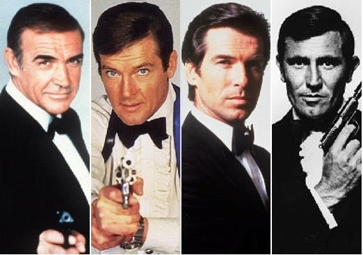 Diem lai cac phien ban James Bond an tuong hinh anh