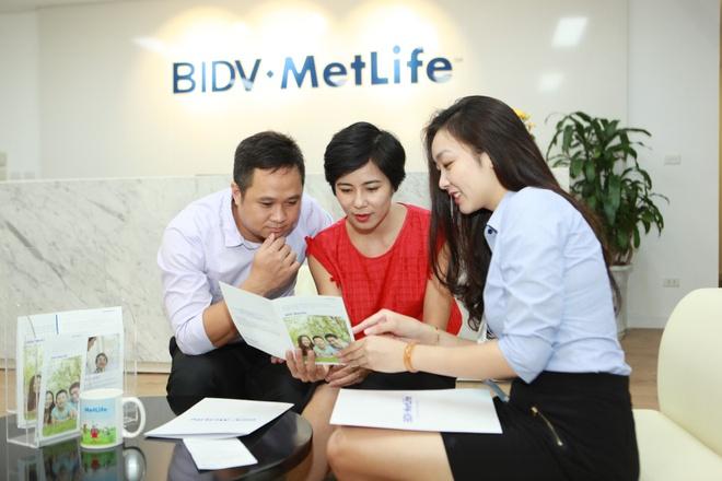 BIDV MetLife mo rong kinh doanh den 9 tinh thanh hinh anh
