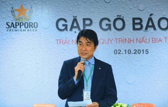 96% nguoi tieu dung tai TP HCM biet den Sapporo hinh anh 1