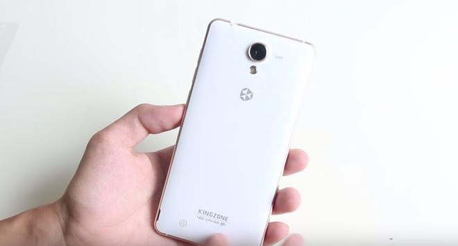 Kingzone N5: Smartphone gia re da tinh nang hinh anh