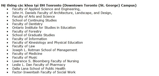 University of Toronto: Top 100 dai hoc tot nhat the gioi hinh anh 2