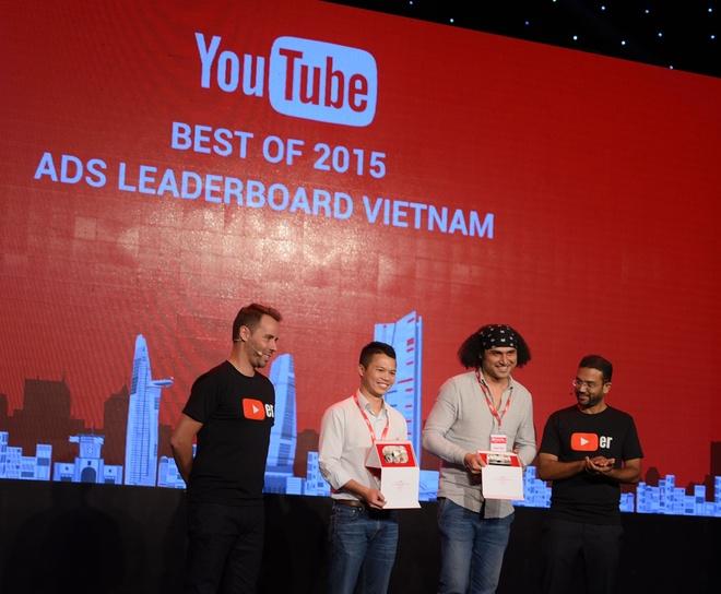 Phim ngan cua Nha Phuong dung dau BXH YouTube Ads Viet Nam hinh anh 1