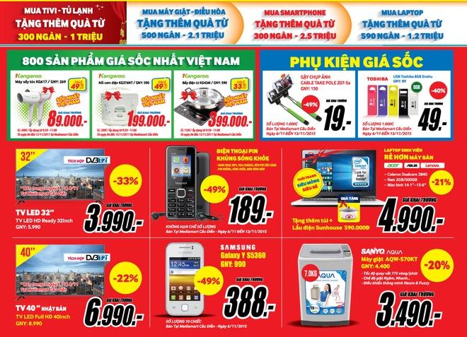 Media Mart khai truong sieu thi dien may thu 19 hinh anh 3