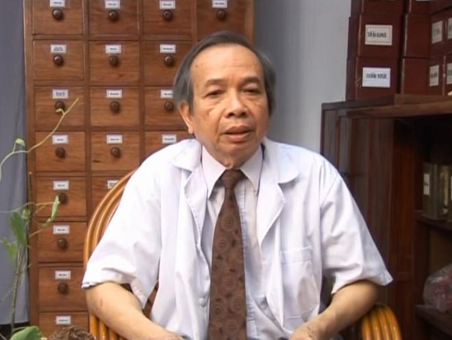 Tiến sĩ, lương y Nguyễn Hoàng.