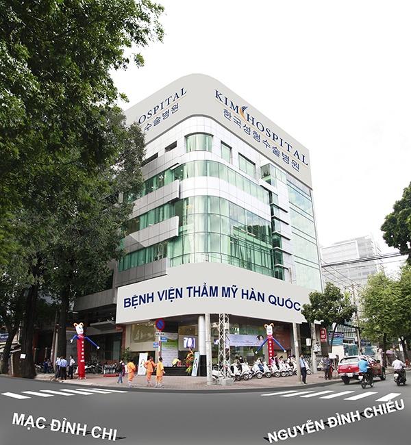 Nguon goc cua phuong phap nang mui S-line hinh anh 2 Bệnh viện thẩm mỹ hàn quốc KIM đầu tiên và duy nhất tại Việt Nam nằm ở 31 nguyễn Đình Chiểu P.ĐaKao, quận 1 TP HCM.