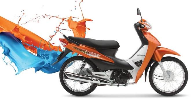Honda Viet Nam ra mat phien ban Wave Alpha moi hinh anh
