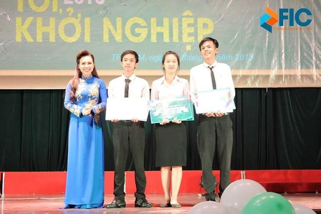 'Toi, Khoi nghiep 2015' khang dinh nang luc tuoi tre Viet hinh anh