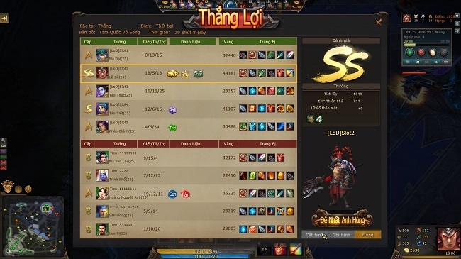 Giai dau Community Cup cua 3Q Cu Hanh 3D khep lai an tuong hinh anh 2