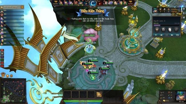 Giai dau Community Cup cua 3Q Cu Hanh 3D khep lai an tuong hinh anh 3