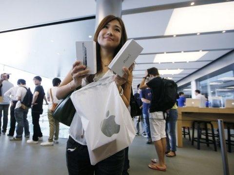 iPhone 6S chinh hang ra mat, iPhone doi cu giam gia hinh anh 3