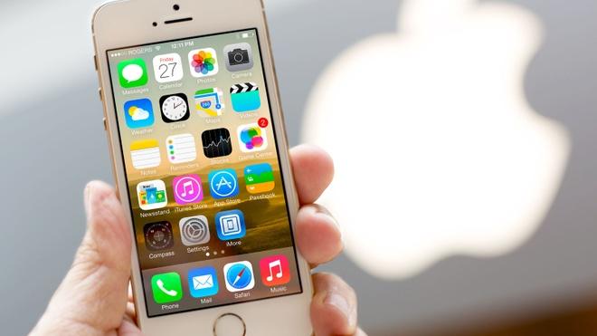iPhone 6S chinh hang ra mat, iPhone doi cu giam gia hinh anh 2