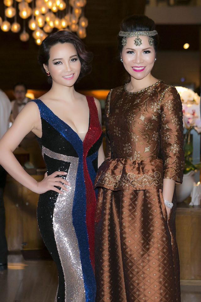 Dan sao Viet hoi tu tai 'LYNK fashion show' hinh anh 4