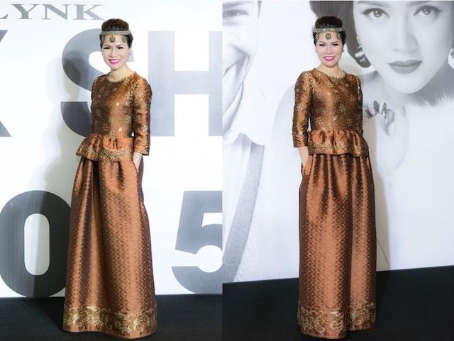 Dan sao Viet hoi tu tai 'LYNK fashion show' hinh anh 1