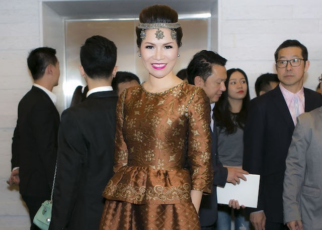 Dan sao Viet hoi tu tai 'LYNK fashion show' hinh anh 2