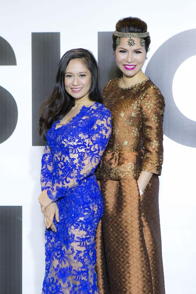 Dan sao Viet hoi tu tai 'LYNK fashion show' hinh anh 6