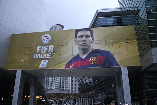 FIFA Online 3 Viet Nam gap Han Quoc B tai 'Asian Cup 2015' hinh anh 5