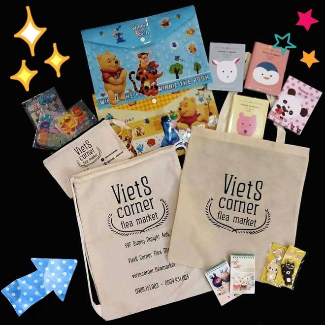 'Viets Corner Flea Market' - diem mua sam cua teen Sai thanh hinh anh 10