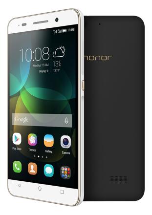 Honor 4C va Honor Bee: Bo doi smartphone gia re cau hinh tot hinh anh 1 Honor 4C - thiết kế chuẩn, cấu hình mạnh
