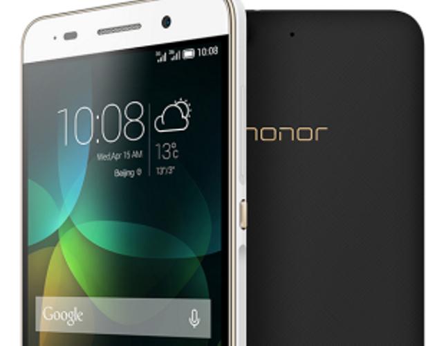 Honor 4C va Honor Bee: Bo doi smartphone gia re cau hinh tot hinh anh